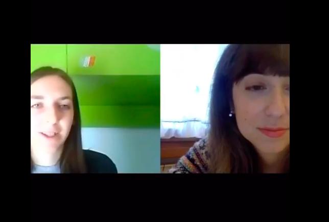 Intervista doppia con Claudia @dysphagiafoods